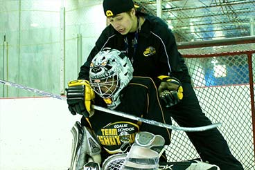 Team Shutout Goalie School